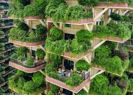 Les habitants évitent le projet de logement chinois en « forêt verticale »  qui a attiré des fléaux de moustiques   FR24 News France